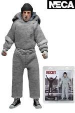 NEW NECA ROCKY BALBOA — 8″ Clothed Action Figure