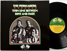 The Persuaders - Thin Line Between Love And Hate LP USA  Win Or Lose SD 33-387