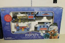 Rudolph the Red Nose Reindeer Rudolph's Red Nose Express Train Set