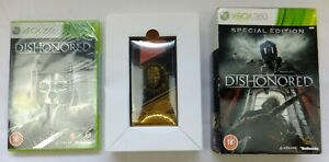 SPECIAL EDITION DISHONORED FOR XBOX 360 CONTENTS BRAND NEW & FACTORY SEALED