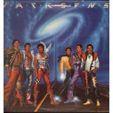 Jacksons Lp Victory / Epic Gatefold Alternate Cover Colomba sulla Spalla Nuovo