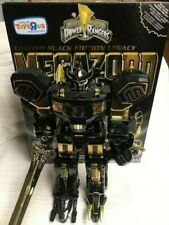 Bandai Mighty Morphin Power Rangers Legacy Dino Megazord Limited Black Edition