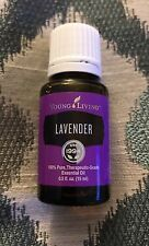NEW BATCH Young Living Lavender 15ML Essential Oil 100% Therapeutic SEALED