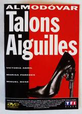 * TALONS AIGUILLES - PEDRO ALMODOVAR - DVD