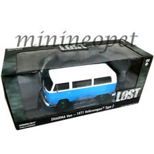 GREENLIGHT 84033 LOST TV SERIES 1971 VW VOLKSWAGEN DHARMA VAN 1/24 Chase