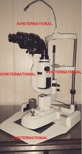 KFW-88 Zeiss type Slit Lamp  2 Step With aluminium base white color  Slit Lamp