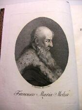 1808 E.O POESIE DI FRANCESCO MARIA MOLZA LIVRE ITALIE MILANO LITTÉRATURE CLASSIQ