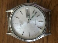 SEIKO 5 VINTAGE AUTOMATIC WATCH WATER RESISTANT STAINLESS STEEL.