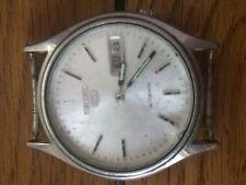 SEIKO 5 Vintage Reloj Automático De Acero Inoxidable Resistente al agua.