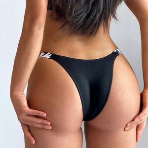 Sexy Womens Low Waist Thongs Panties G-String Underwear Lingerie Briefs Knickers