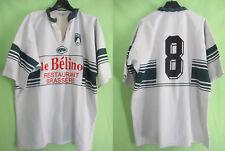 Maillot Rugby Section Paloise SP Pau EPSPORT Porté #8 Le Belino - XL