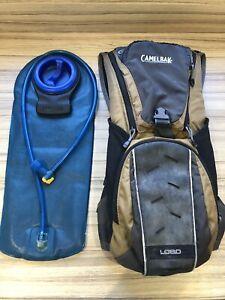 Camelbak Lobo Hydration Pack. 3L Resevoir. Brown/Black.