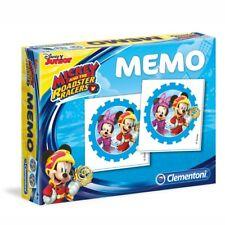 Memo Mouse Pocket | 48 Bildkarten | Mickey Maus | Micky Maus | Legespiel Kinder