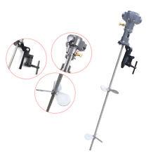 Pneumatic Automatic 50 Gallon Paint Air Mixer Blender Agitator Blender Disperser