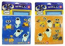 Pixar Disney Wall-e Magnetic Play Sets - Pack of 2 Blue & Orange Designs