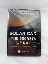 Solar Car: The Secrets Of RA7
