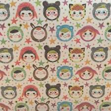 Cute Wrapping Paper Gift Wrap Kawaii Cosplay Quality Free Shipping Two Sheets