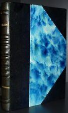 Paul VERLAINE: Parallèlement -  Chansons pour elle / 1936