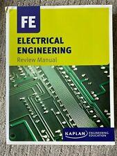 Kaplan FE Electrical Engineering Review Manual