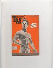 Gay Art Tomorrow's Man Muscle Bodybuilding Magazine/John Francis 9-55