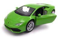 Lamborghini Huracan LP 610-4 Sportwagen Modellauto Auto LIZENZPRODUKT 1:34-1:39