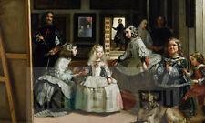 Poster 42x25 cm Las Meninas Diego Velázquez 01