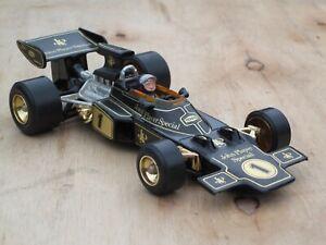 CORGI JOHN PLAYER SPECIAL JPS LOTUS F1 RACING CAR / LARGE SIZE 1:18 / RARE