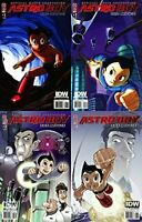 Astro Boy: The Movie - Official Movie Adaptation #1-4 (2009) IDW - 4 Comics