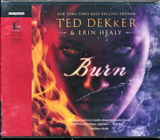 Audio book - Burn by Ted Dekker  -   CD