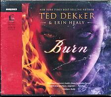 Audio book - Burn by Ted Dekker  -   CD