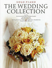 The Wedding Collection Learn to Play Bridal March Bride Piano Music Book