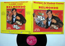 L'AS DES AS Soundtrack GATEFOLD LP Vladimir Cosma