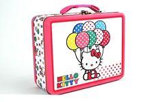 Hello Kitty Metal Lunch Box [Balloons]