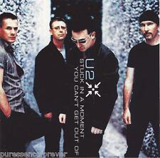 U2 - Stuck In A Moment You Can't Get Out Of (UK 3 Tk CD Single Pt 1)
