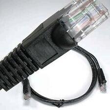 10 LOT 6FT Black Cat6 Network LAN Copper Cable Ethernet patch Rj45 pack 6 FT