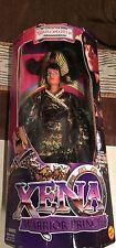 """👋Buy Both & Save: 98 Xena Warrior Princess 12"""" Collector Warlord Armageddon NIB"""