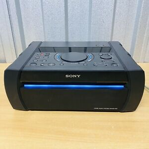 SONY SHAKE X3D Home Audio System (No Speakers) CD, DAB, Bluetooth *Tested* VGC