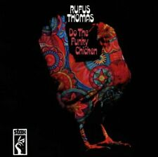 Thomas, Rufus - Do the Funky Chicken - Thomas, Rufus CD B1VG The Cheap Fast Free