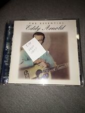 The Essential Eddy Arnold by Eddy Arnold (CD 1996, RCA) Greatest Hits FREE SHIP