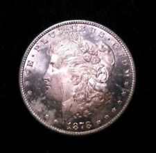 1878-S Morgan Silver Dollar - Choice Uncirculated Proof Like Gem SEE IMAGES