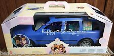 Happy Family Volvo for Barbie Doll Alan Ryan Midge Nikki Grandpa Grandma Navy ""