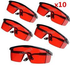 10Pcs Dental glasses eyewear protect  for Dental Curing Light teeth whitening UK