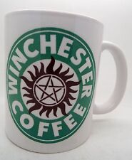 Starbucks Parodie 11 Oz (environ 311.84 g) Mug Mugs Qualité Design Winchester Super Natural Dean