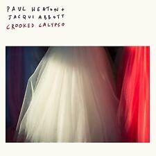 PAUL HEATON & JACQUI ABBOTT 'CROOKED CALYPSO' CD + DVD DELUXE EDITION (2017)