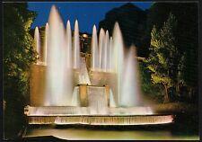 AA1478 Roma - Provincia - Tivoli - Villa d'Este - Fontana dell'Organo di notte
