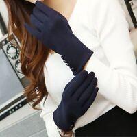 Warm Winter Gloves Cashmere Mittens Touch Screen Gloves Sport Ski Gloves