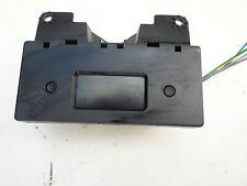 PEUGEOT 206 LCD CLOCK DISPLAY UNIT 96250976ZR FREE P&P