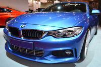 BMW 4 SERIES F32 F33 F36 M-TECH M-SPORT FRONT BUMPER LIP / VALANCE / SPOILER