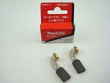 Makita New Genuine Brush Set # CB304 forHM0860CHM1100CHM1140CHR3000CHR4000C