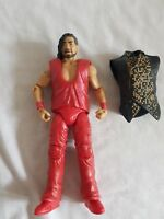 WWE/WWF Shinsuke Nakamora 2012 Mattel Defining Moments Action Figure